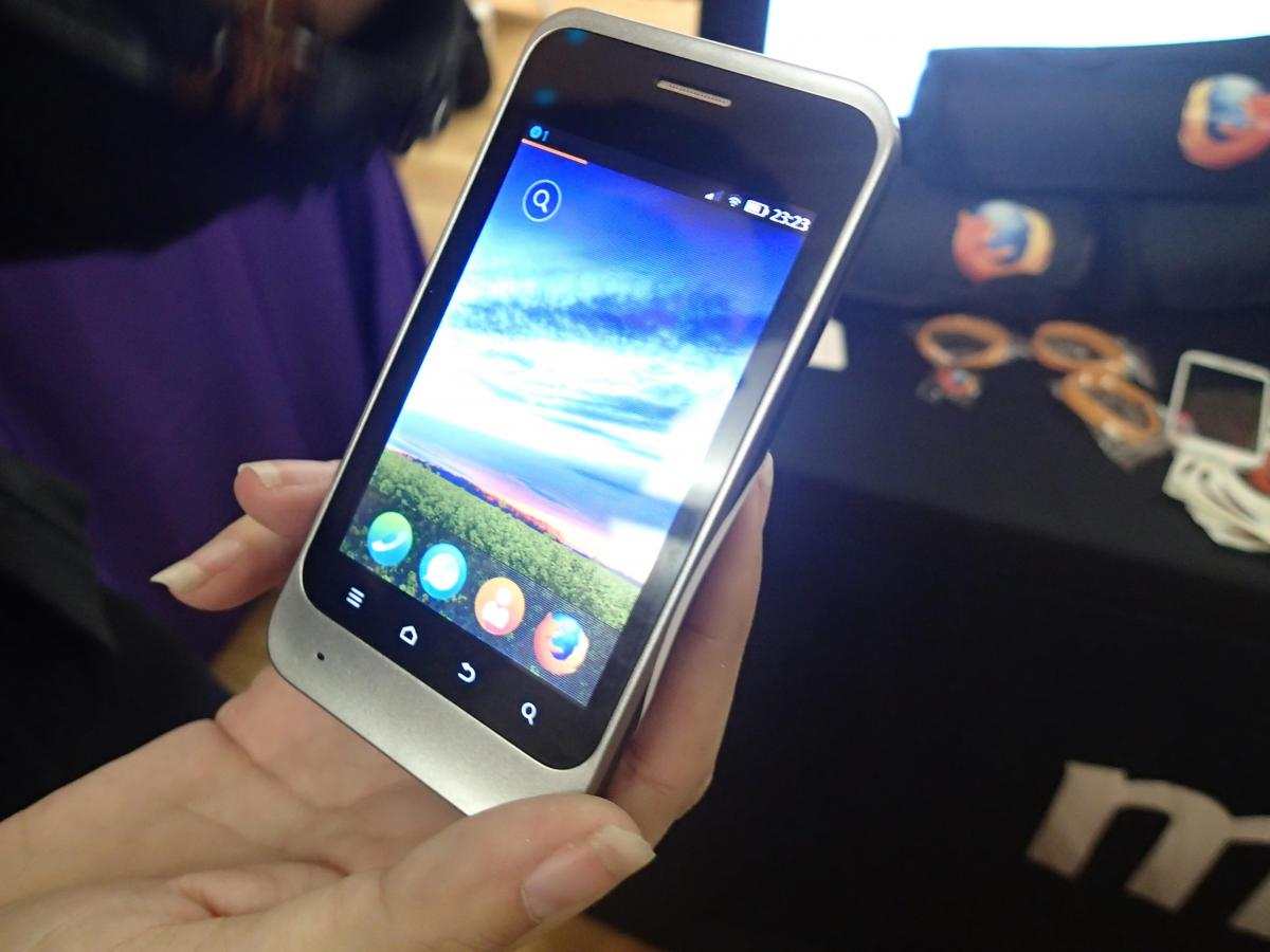 LG turning to Firefox OS for developing markets, whither webOS?