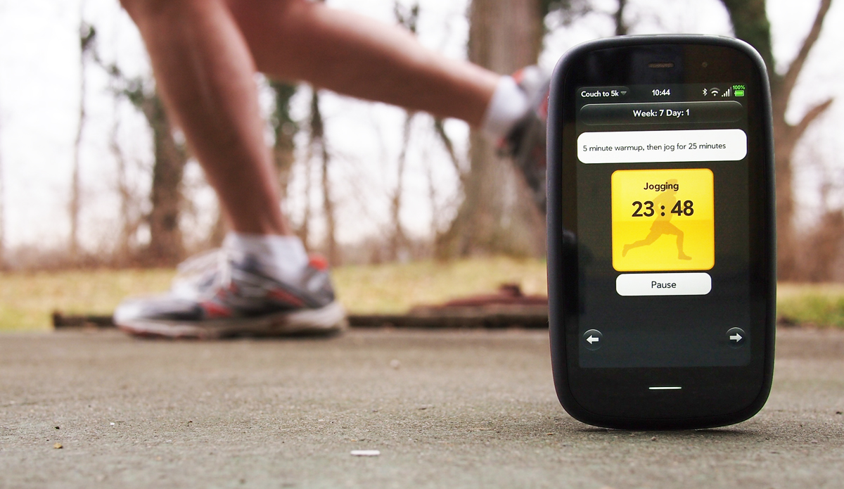 Pump it up and run it out with our favorite webOS workout accessories